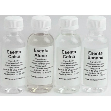 Esenta Cozonac 30 ml