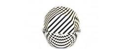 Hartii Briose Zebra Alb-Negru Standard