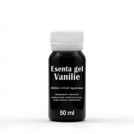 Esenta gel Baton Vanilie 50 ml