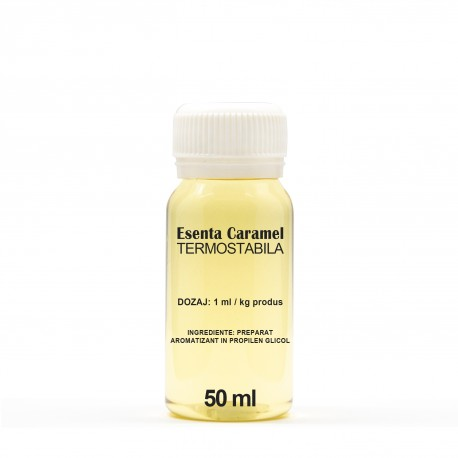 Esenta Ice&Cream CARAMEL 50 ml