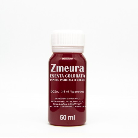 Esenta Colorata ZMEURA-ROZ 50 ml