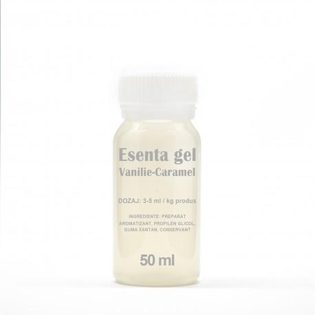 Esenta gel Vanilie-Caramel 50 ml