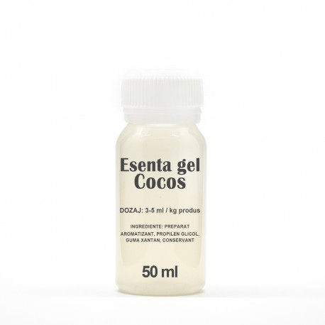 Esenta gel Cocos 50 ml